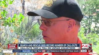 The Kern River: Search and Rescue - Video