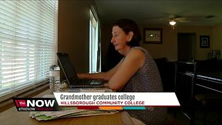 Tampa grandmother on tap to graduate college, deliver commencement speech - Video