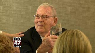 Legacy Award given to former MI corrections director - Video