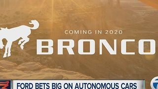 Ford to bring back the Bronco in 2020 - Video