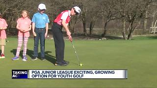 PGA Junior League exciting, growing option for golf - Video