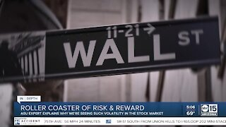 What does the current stock market environment mean for investors?