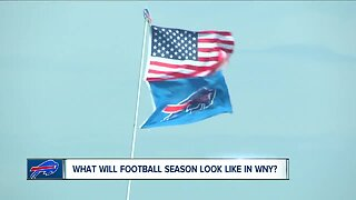 What will football season look like in WNY?