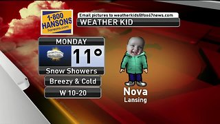 Weather Kid - Nova - 3/4/19