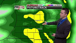 Dustin's Forecast 11-15 - Video