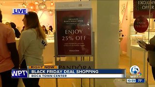 Black Friday frenzy underway across South Florida with deep discounts