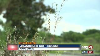 Plans to bring homes to an abandoned golf course is getting push back from residents - Video