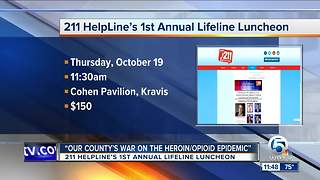 Inaugural Lifeline Luncheon - Video