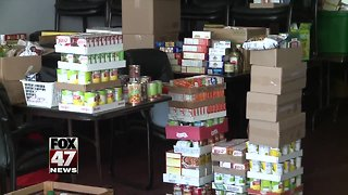 Businesses work to recover from flood