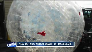 Police release details of daredevil's death - Video