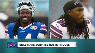 Bills trade WR Sammy Watkins to Rams, CB Ronald Darby to Eagles - Video