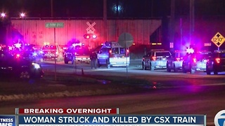 CSX wraps investigation at site of deadly crash - Video