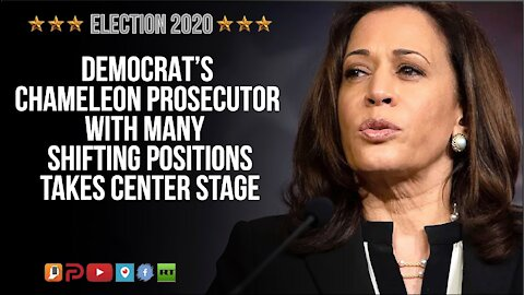 Kamala Harris' Shifting Stances Will Be On Display For All Voters!   WDShow