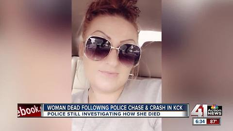 Woman's death leaves family wanting answers