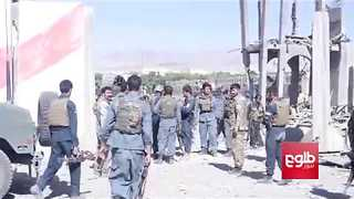 Taliban Attack on Afghan Police Headquarters in Gardez Kills Six - Video