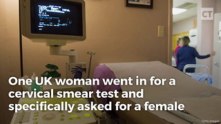 Woman Asks for Female Nurse During Sensitive Exam, Gets Social Justice Instead - Video