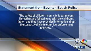 Boynton Beach police investigating attempted abduction