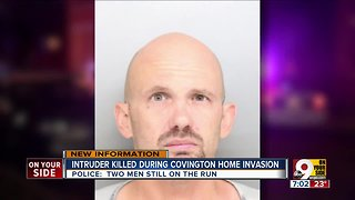 Intruder fatally shot during Covington home invasion