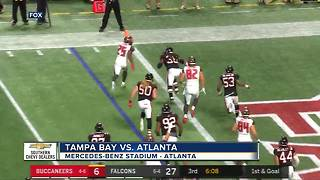 Ryan Fitzpatrick plays well, but comeback falls short for Tampa Bay Buccaneers against Falcons - Video