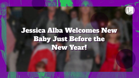 Jessica Alba Welcomes 3rd Child into the World at Age 36