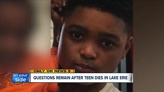 Family of 13-year-old who drowned at Edgewater Beach speaks out - Video