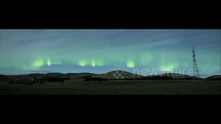 Mesmerizing timelapse video captures Aurora Australis above New Zealand