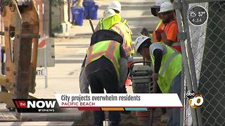 City projects overwhelm PB residents