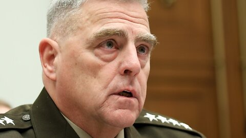 Top US General: Leaked US Letter To Iraq A 'Poorly Worded' Draft