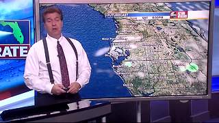 Florida's Most Accurate Forecast with Denis Phillips on Thursday, October 19, 2017