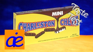 Very Chewy! | Candy Taste Test - Charleston Chews with Ian - AEI Online - Video