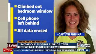 Family looking for missing Florida girl - Video