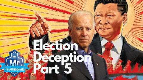 Election Deception Part 5 - Trust the Plan - A Film By Mr TruthBomb