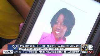 Family, friends not giving up search for missing pregnant woman - Video