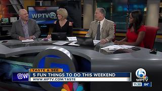 #5funThings To do this weekend (June 15 - 18) - Video