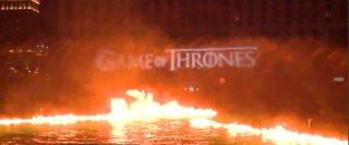 'Game of Thrones' show debuts at Fountains of Bellagio