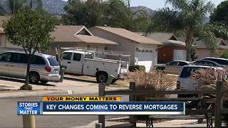 Key changes to reverse mortgages - Video