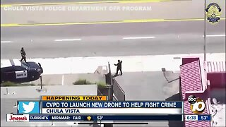 Chula Vista police to unveil newest drone