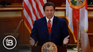 Gov. DeSantis Drops a NUKE On Big Tech and Their Censorship of Conservatives
