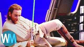Top 10 Star Wars Bloopers - Video