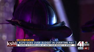New audit shows KCFD overtime pay still rising - Video