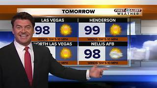 13 First Alert Weather for May 6 - Video