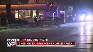 13-year-old killed during police pursuit that began in Cleveland and ended in East Cleveland