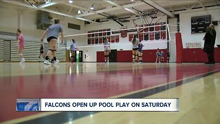 Niagara Wheatfield girls volleyball ready for first ever trip to States - Video