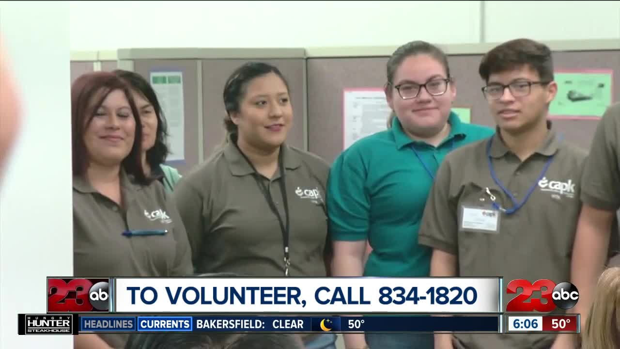 United Way of Kern Looking for Volunteers