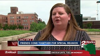 Friends come together for special reunion