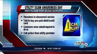 Utility scam targets customers - Video