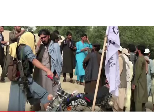 Taliban Honoring Eid Ceasefire, Seen Celebrating in Public, Reports Say