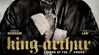 Watch King Arthur: Legend of the Sword (2017) FuII Movie OnIine - Video