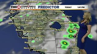 FORECAST: Pleasant Weekend Weather Ahead - Video