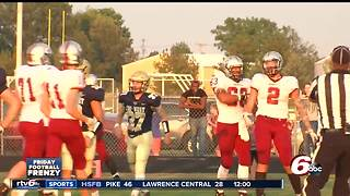 HIGHLIGHTS: Danville 27, Tri West 14 - Video